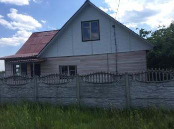 Продам дом в 100метрах от озера в с.Деснянка, Дома