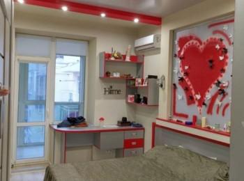 Статусная двухуровневая квартира в Новострое, 3 комнатные