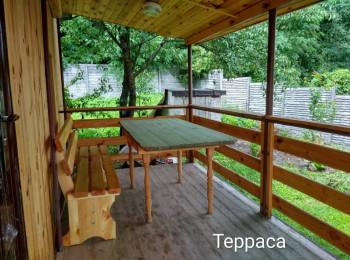 Продам дом в Седневе, с красивым видом, близко к речке!, Дома